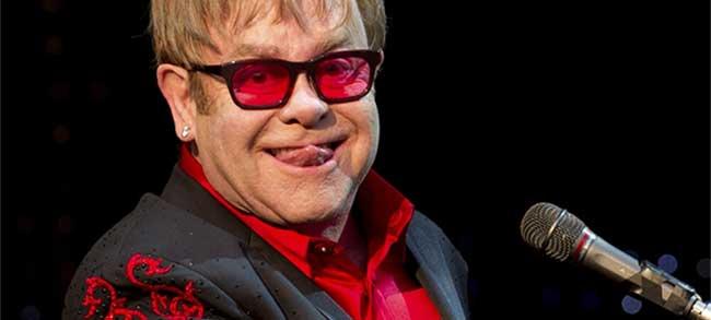 Elton John in concerto a Roma
