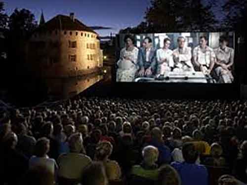 Bando arene cinema 2015