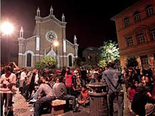 Estate Romana a San Lorenzo