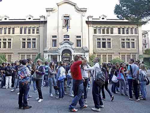 Estate Romana Liceo Mamiani di Roma