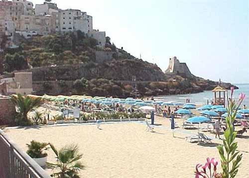 Le spiagge più inquinate del Lazio secondo Legambiente