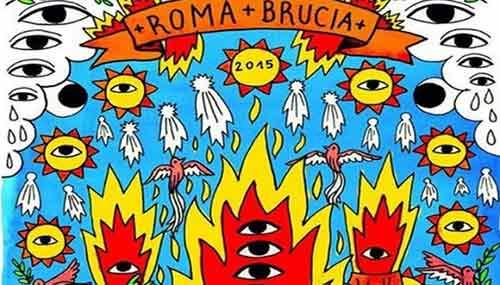 Roma Brucia 2015 Estate Romana