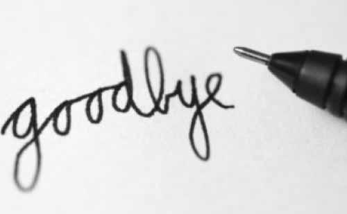 Arrivederci estate