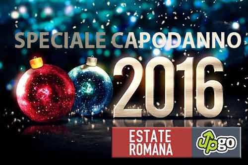 Speciale Capodanno a Roma