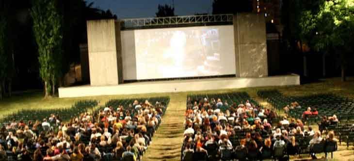 Sei film top in programmazione nelle arene cinema di Roma, per l ...