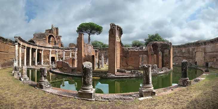 tour archeologico tivoli e palestrina