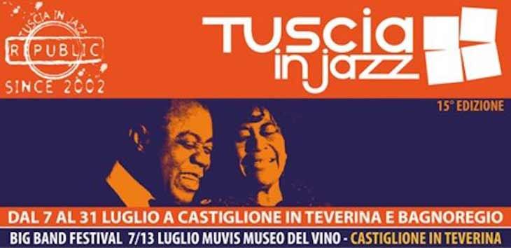 Tuscia in Jazz Festival 2016