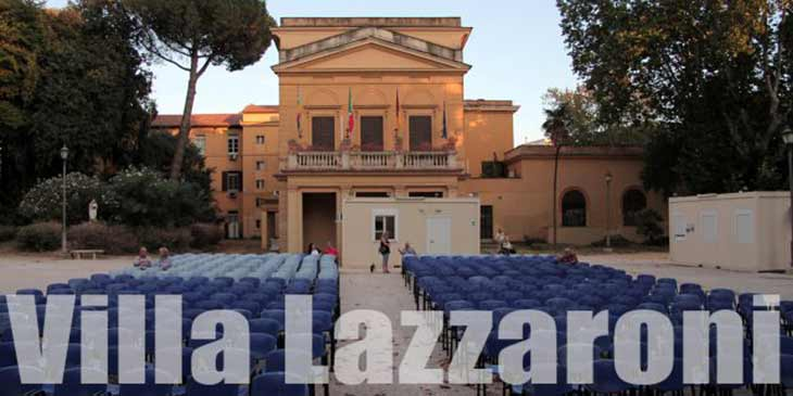 Arena Cinema Villa Lazzaroni 2016