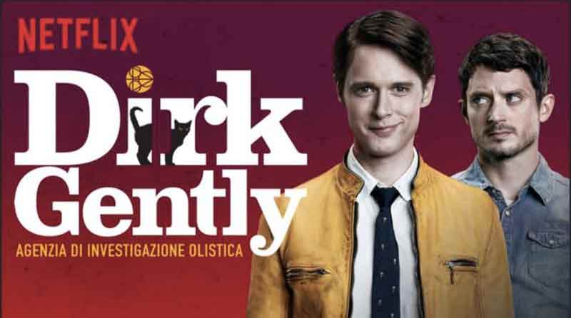 Dirk Gently su Netflix