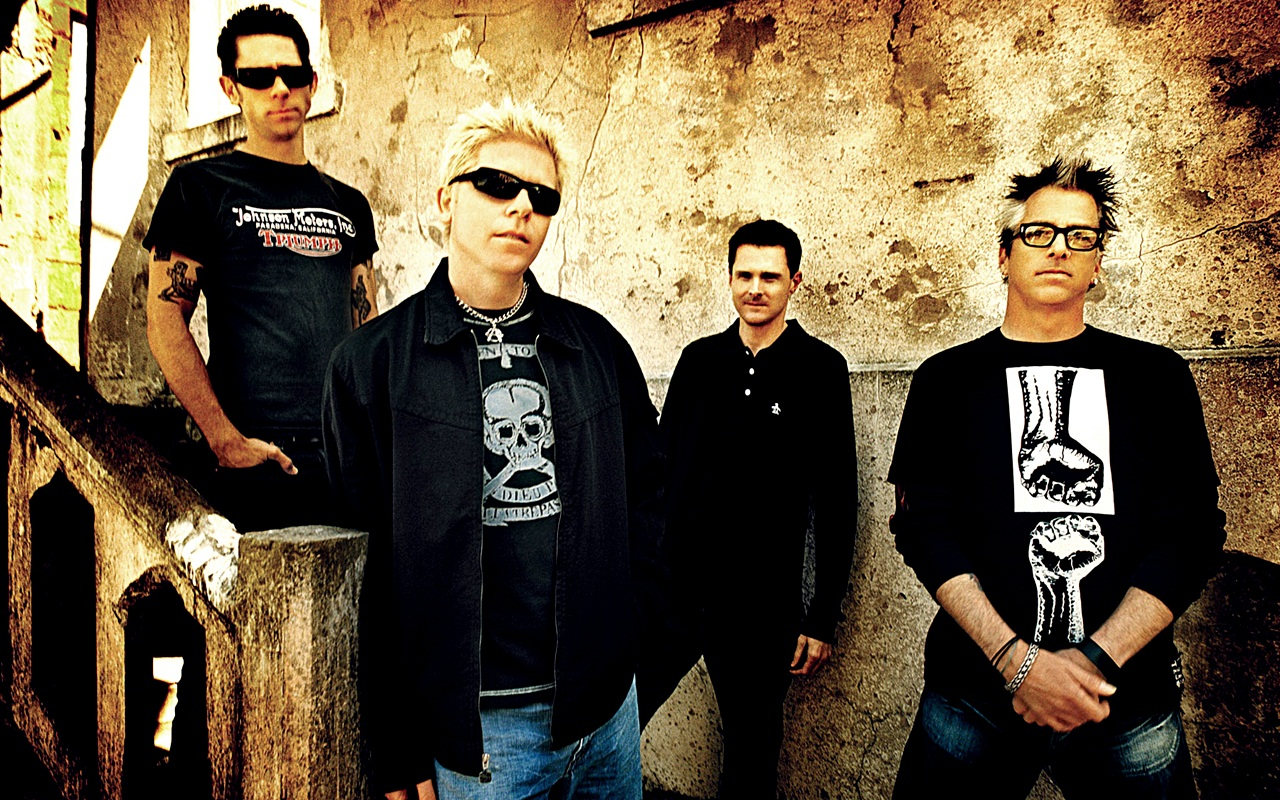 Concerto The Offspring al Rock in Roma 2017