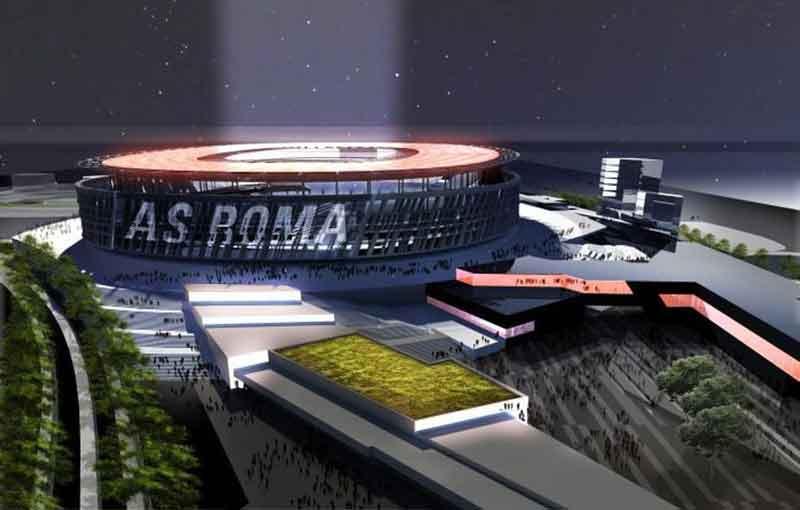 Nuovo Stadio As Roma