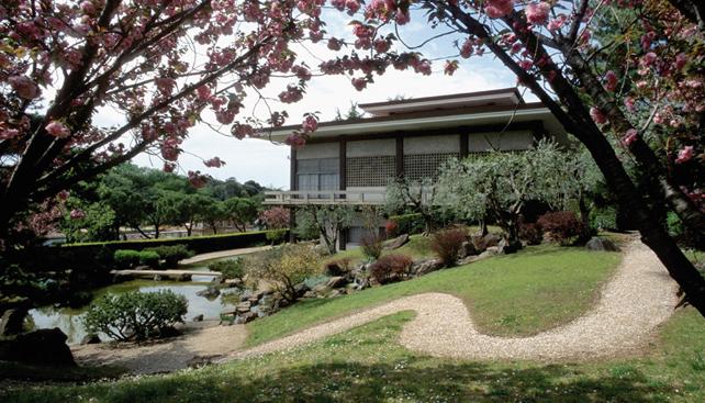 Istituto giapponese a roma info e orari for Giardini giapponesi roma