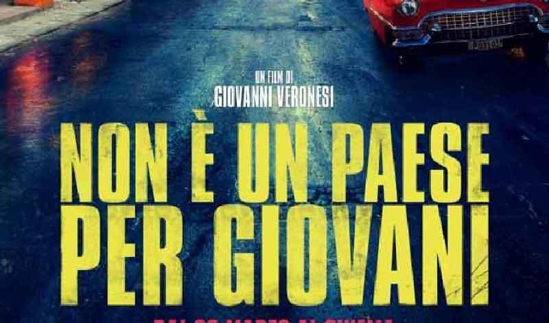 Non è un Paese per Giovani nei cinema di Roma