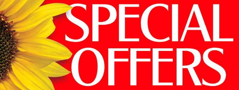 Le Offerte Speciali dei centri commerciali di Roma