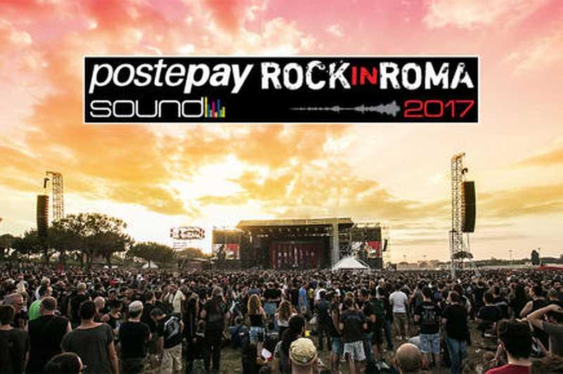 Il programma del Rock in Roma 2017