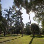 Parco di Villa Lazzaroni a Roma