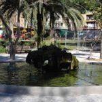 Fontana di Villa Lazzaroni