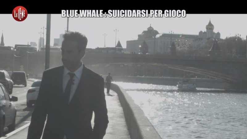 Blue Whale: pubblica foto con tagli sul braccio, interviene la polizia