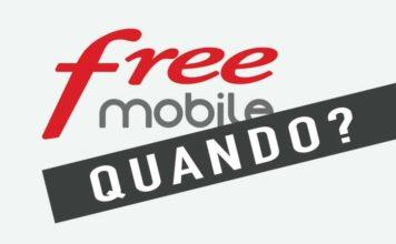 Quando Free Mobile in Italia?