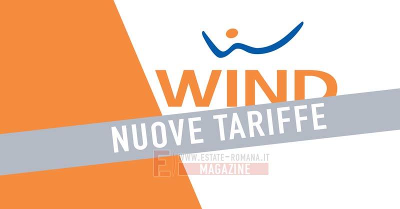 Wind nuove tariffe