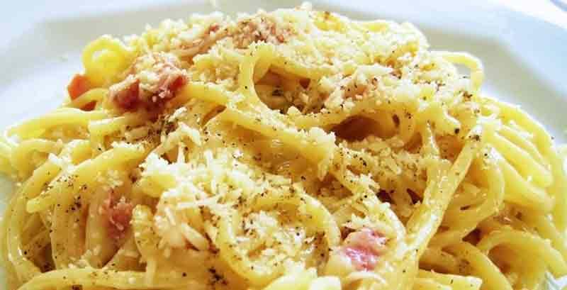 Ricetta Pasta alla Carbonara