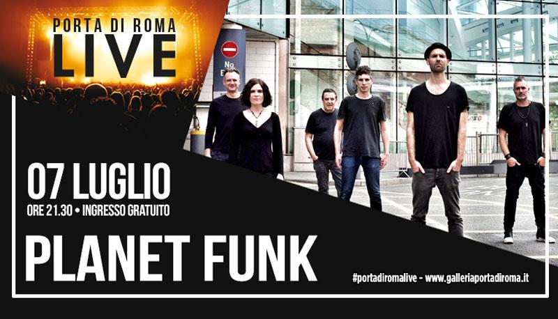 Programma Porta di Roma Live 2017
