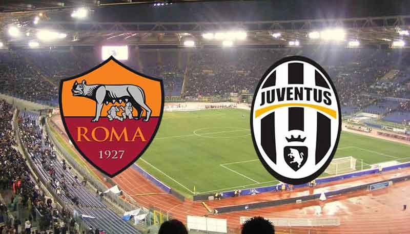 Roma Juventus dove vedere la partita