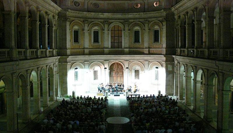International Chamber Ensemble Estate Romana 2017