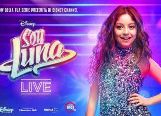 Soy Luna Tour 2018 Roma