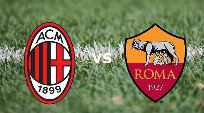 Streaming partita Milan Roma