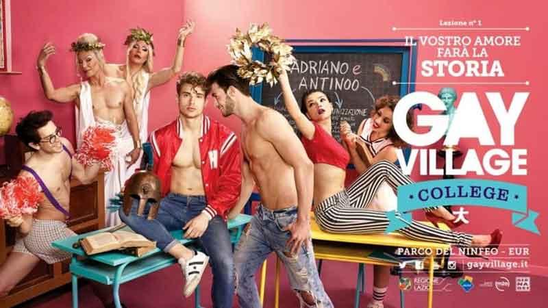 Gay Village 2017