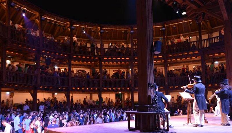 Programma Globe Theatre Roma 2017