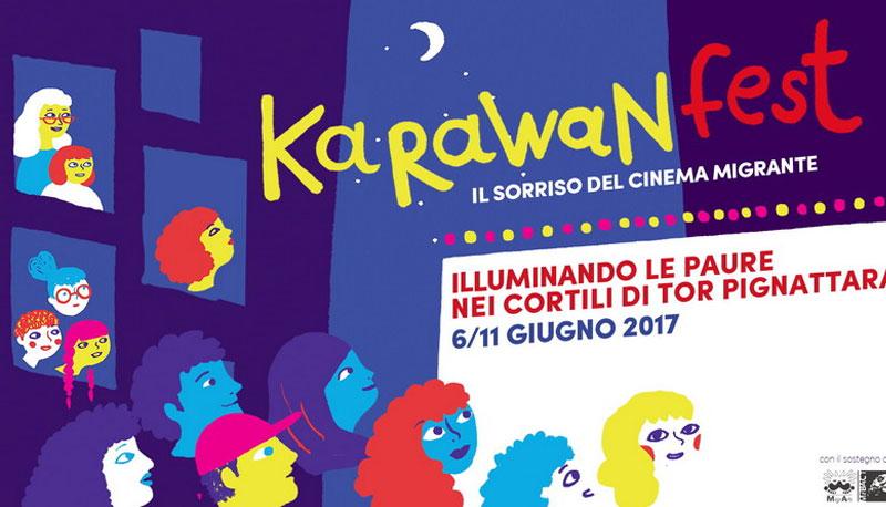Cinema all' aperto a Torpignattara