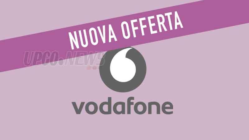 Nuova offerta Passa a Vodafone