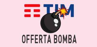 TIM offerta bomba
