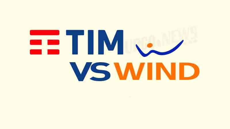 Offerte TIM confronto Offerte Wind