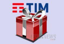 TIM promo regalo